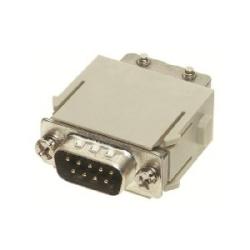 Han-Modular Modules: D-Sub Modul Crimp - M