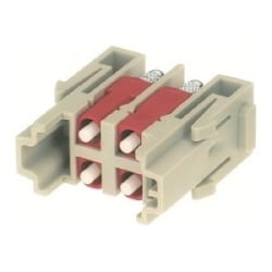 Modules de Han-Modular : Han modulaire 4 SC Module mâle FO
