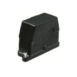 Han HPR Hoods: Han 24 HPR Hood SE M40 Screw Lock