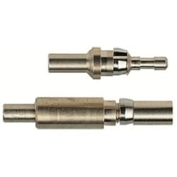 F.O. Connectors POF: DIN 41626 female connector for 50/125um GI