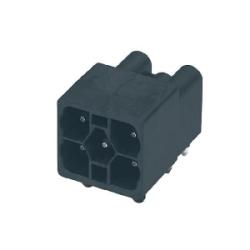 Han PushPull: Han PushPull Power 4/0 M 90 solder pts.