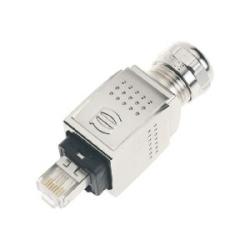 Han PushPull: Han PushPull metal Gigalink White cables