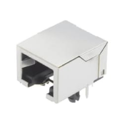 Data Piece Parts: RJ45 MODULAR JACK THT