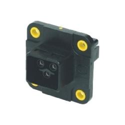 PushPull Power V4: RJI IP67 PPP EASY INST CRIMP P/F/T 250V