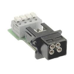 PushPull Power V4: PUSH PULL POWER IP67 SOLDER P/F/T 48V