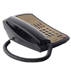 TeleMatrix 3100MWD Ash, Single-Line, Corded, Speakerphone