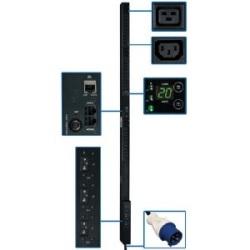 PDU 3-Phase 208V surveillé C30 13; C6 19 0U noir
