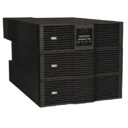 10kVA 9000W UPS Online PDU Double Conversion Hardwire 208/240/120V Black