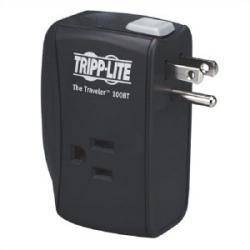 Protégez-le! 2-sortie Portable parasurtenseur, Direct plug-in, 1050 Joules, Ethernet Protection