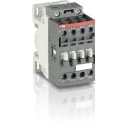 AF26Z Contactor, 3 NO Power, 24-60V AC, 20-60V DC, low consumption