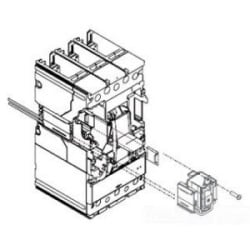 Undervoltage Release to be used on T4/T5 Series Molded Case Circuit Breaker