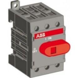 Non-sectionneur interrupteur, Amp 30, porte montée. 3-pôle AC. CSA C22,2 No.4
