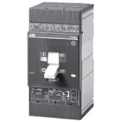 Molded Case Circuit Breaker, T4 frame, normal interrupting, 3 Pole, 250 A, Thermal Magnetic Trip Unit