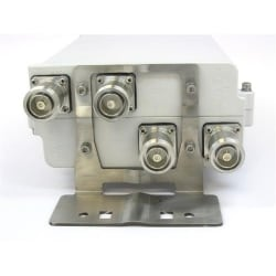 Tower Mounted Amplifier, Twin Diplexed 1900/700-850 Bypass with AISG