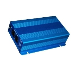 DryLine Dehydrator, Low-pressure membrane, 19 in rack mountable, 3.0-5.0 psig, with summary alarm, with 48 V DC inverter