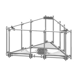 Upper Support Rail Kit for co-location platforms