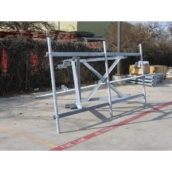 Stand-Off Sector Frame, 14 ft face, includes pipe