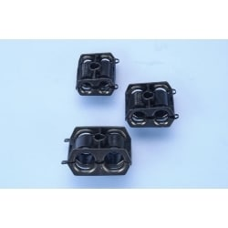 Miniature Click-on Hanger For 6-8 mm Cable