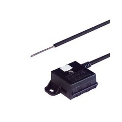 ASI FK RK IP67 PUR2x034L0200; Miniature coupler modules for ASI ribbon Cable (passive), diameter: 1.5 mm, pre-wired cable, open conductor end, cable length: 2m
