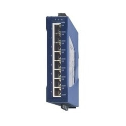 SPIDER II 8TX/2FX-ST EEC; Entry Level Industrial Ethernet Rail-Switch
