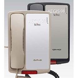 Égide de SCITEC-LB-08 Ash, une seule ligne, à cordon, Non-haut-parleur
