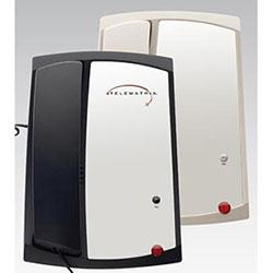 TeleMatrix 3100LBY Black, Single-Line Lobby Phone, Corded, Non-Speakerphone