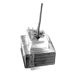 "Electric Strike Power Transformer, Converts 120 Volt AC to 12/24 Volt AC, 40 VA, 2-21/64"" Width x 2-3/16"" Height"