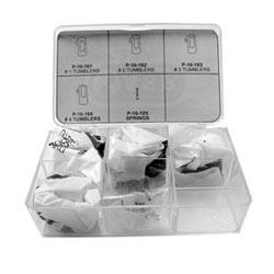 Automotive Keying Kit, Includes P-16-161/164 Series Tumbler, For Nissan/Subaru