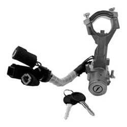 Automotive Ignition Complete Lock, With Switch, For Mazda 929-1990 to 1991 Year Model