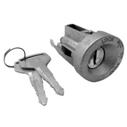 Automotive Ignition Lock Cylinder, Coded, For Toyota Truck Pickup/4-Runner-1984 to 1987 Year Model