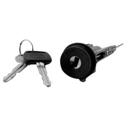 Automotive Ignition Lock Cylinder, Coded, For Toyota Supra-1993 to 1998 Year Model