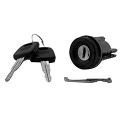 Automotive Ignition Lock Cylinder, Coded, Automatic Transmission, For Hyundai Sonata-1989 to 1994 Year Model