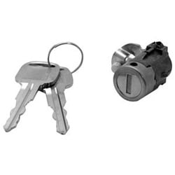 Automotive Door Lock, Coded, With Handle, Without Pawl, For Mazda Miata-1989 to 1998/MPV-1989 to 1999 Year Model