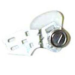 Automotive Door Complete Lock, With Handle, For Mazda 929-1988 to 1991 Year Model Left Hand Door