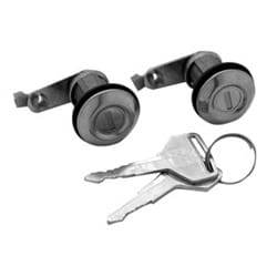 Automotive Door Complete Lock, With Handle, Reversible Pawl, For Toyota Celica-1978 to 1981/Corolla-1980 to 1983/Corona-1979 to 1982 Year Model Right/Left Hand Door