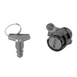 Automotive Door Complete Lock, With Handle, Reversible Pawl, For Toyota Corolla-1988 to 1992, GEO Prizm-1989 to 1992 Year Model Right/Left Hand Door