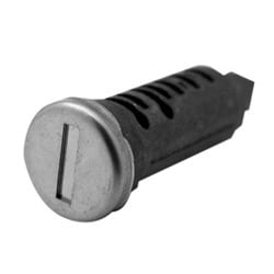 Automotive Door Lock Plug, Uncoded, For Audi 4000-1980 to 1984, Porsche 924-1977 to 1979, Volkswagen Cabriolet-1981 to 1984/Dasher-1973 to 1975 Year Model