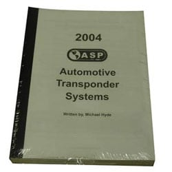 TB2004                        2004 TRANSPONDER SYSTEM BOOK