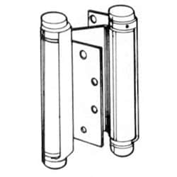"""3029-6-652                    6"""",MORTISE,DOUBLE ACTION,STEELUS26D FINISH"""