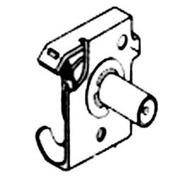 Mécanisme de sortie pushpad Dogging Assemblée, clé hexagonale