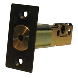 Deadlock Bolt, Adjustable, 6-Way, Oil Rubbed Dark Bronze, For D160 Deadlock