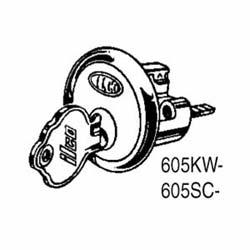 605KW-04-41                   US4,F/KWIKSET,ARROW,SEGAL,WEIS