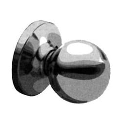 Door Knob Handleset Interior Pack, Circa, Single Cylinder, Polished Brass, For 800 Handleset