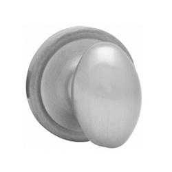 Door Knob Handleset Interior Pack, Laurel, Double Cylinder, Antique Nickel, For 801 Handleset