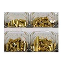 "Cylinder Lock Pin, Corbin/Russwin, Master Top, 0.115"" Diameter, M268 Size, Brass, 100 each per Vial"