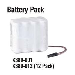 Wireless Access System Battery Pack, For WA5200/WA993/WPR2/WSM Series Wireless Access Lock
