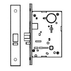 BP-8204 26D RH STORERM LKBODY W/FRONT/GRÈVE L 8200 (PG ML-52)