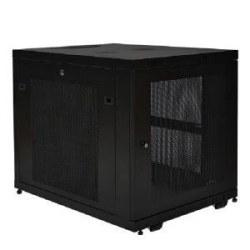 SmartRack 12U Mid-Depth Rack Enclosure Cabinet