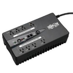 ECO Series 120V 550VA 300W Energy-Saving Standby UPS with USB and 8 Outlets