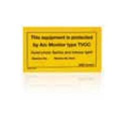 Jeu d'étiquettes de garde COVT Arc 10/boîte